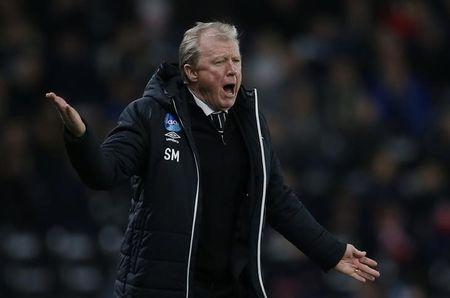 Britain Football Soccer - Derby County v Burton Albion - Sky Bet Championship - Pride Park - 21/2/17 Derby County manager Steve McClaren Action Images / Andrew Couldridge Livepic/Files