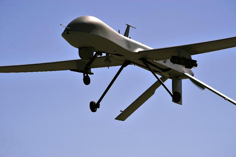 The CIA first used its new powers to strike with drones in February, when it apparently killedAl-Qaeda leader Abu Khayr al-Masri in a strike in Syria (AFP Photo/HO)