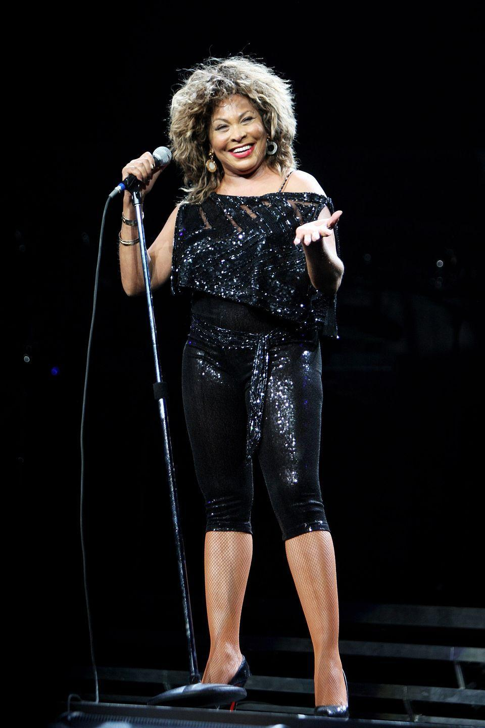 "<p>Born in Nutbush, Tennessee, Tina started her singing career in church choirs. Tina has sometimes called herself a ""Buddhist-Baptist"" as she was raised as a Baptist but later converted to Buddhism.</p>"