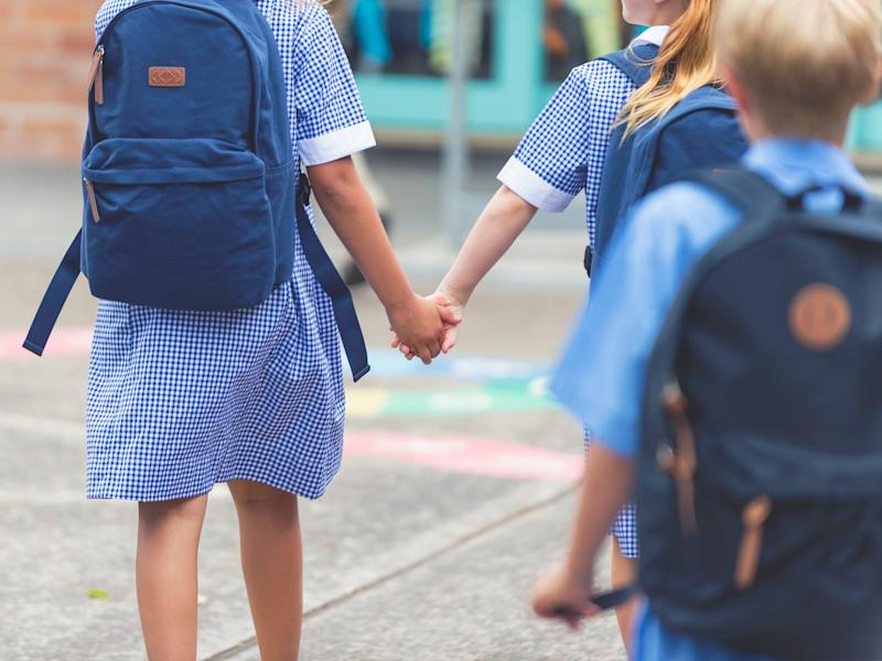 Two-thirds of parents are keen for their children to be friends with hard-working classmates, according to the survey: Getty/iStock
