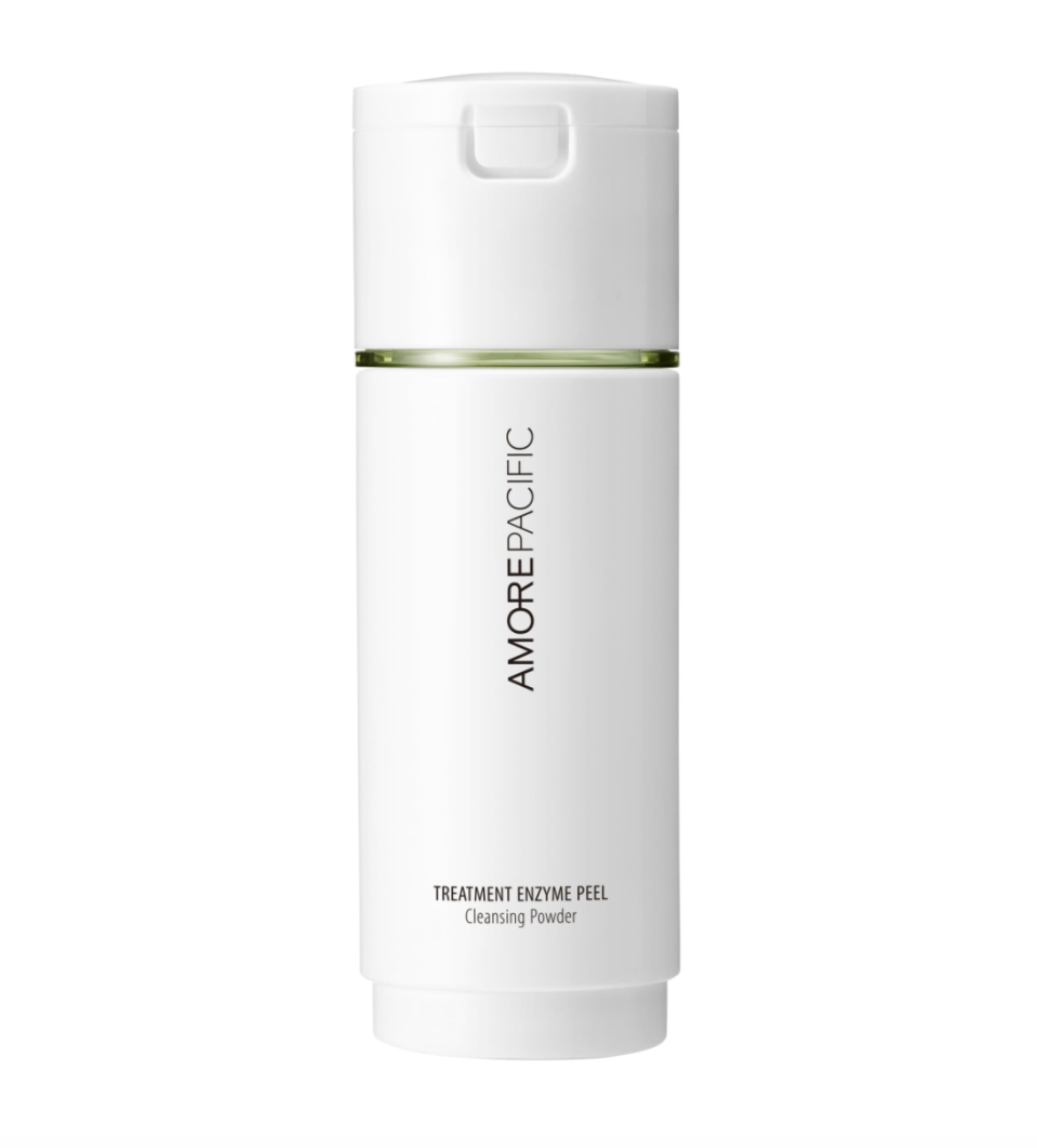 """<p><strong>AMOREPACIFIC</strong></p><p>nordstrom.com</p><p><strong>$60.00</strong></p><p><a href=""""https://go.redirectingat.com?id=74968X1596630&url=https%3A%2F%2Fshop.nordstrom.com%2Fs%2Famorepacific-treatment-enzyme-peel-cleansing-powder%2F5255393&sref=https%3A%2F%2Fwww.oprahmag.com%2Fbeauty%2Fskin-makeup%2Fg32959694%2Fbest-korean-skin-care-products%2F"""" rel=""""nofollow noopener"""" target=""""_blank"""" data-ylk=""""slk:Shop Now"""" class=""""link rapid-noclick-resp"""">Shop Now</a></p><p>We did emphasize just how important cleansing is, right? <a href=""""https://www.instagram.com/drcindybae/?hl=en"""" rel=""""nofollow noopener"""" target=""""_blank"""" data-ylk=""""slk:Dr. Yoon-Soo Cindy Bae"""" class=""""link rapid-noclick-resp"""">Dr. Yoon-Soo Cindy Bae</a>, a dermatologist at the Laser & Skin Surgery Center in NYC recommends this exfoliating option from renowned Korean beauty conglomerate Amore Pacific. It works as a powder-to-foam formula that uses papaya and green-tea-derived enzymes that will boost dull skin. Dr. Bae particularly """"loves how portable this is, in addition to its effectiveness at cleansing.""""</p>"""