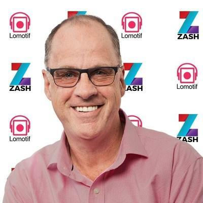 Ted Farnsworth, co-founder of Zash
