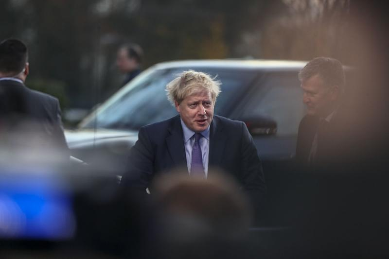 Boris Johnson to Tell EU He Wants a Quick Free Trade Deal