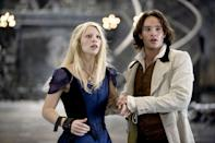 """<p>A young man promises the woman he loves that he'll bring her a fallen star, but the reality of that quest turns out to be very different than he expected. For an epic romance with some high drama and fantasy, this is the perfect movie for you!</p> <p><a href=""""http://www.netflix.com/title/70054920"""" class=""""link rapid-noclick-resp"""" rel=""""nofollow noopener"""" target=""""_blank"""" data-ylk=""""slk:Watch Stardust on Netflix."""">Watch <strong>Stardust</strong> on Netflix.</a></p>"""