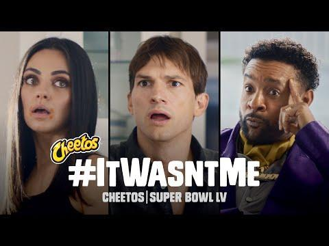 """<p>Premiering in the days running up to the Super Bowl is the advert for Cheetos - you know, the American version of Wotsits?</p><p>This star-studded advert features Mila Kunis and Ashton Kutcher, the married couple of five years who met starring opposite each other when they were teenagers in The '70s Show. </p><p>Accompanied by a reworked version of Shaggy's 'It Wasn't Me' and performed by Shaggy himself, the video follows Kutcher attempt to catch his wife in the act of eating all his Cheetos. Shocking behaviour.</p><p><a href=""""https://www.youtube.com/watch?v=o7yvrDTtsHw"""" rel=""""nofollow noopener"""" target=""""_blank"""" data-ylk=""""slk:See the original post on Youtube"""" class=""""link rapid-noclick-resp"""">See the original post on Youtube</a></p>"""