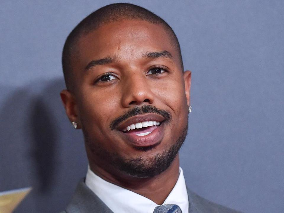 Michael B. Jordan bei den Hollywood Film Awards (Bild: DFree/Shutterstock.com)