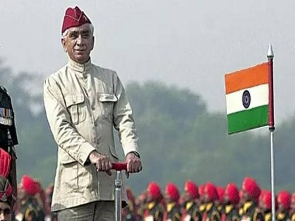 Former Union Minister Jaswant Singh. (Image courtesy: Twitter)