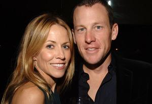 Sheryl Crow and Lance Armstrong | Photo Credits: L. Cohen/WireImage