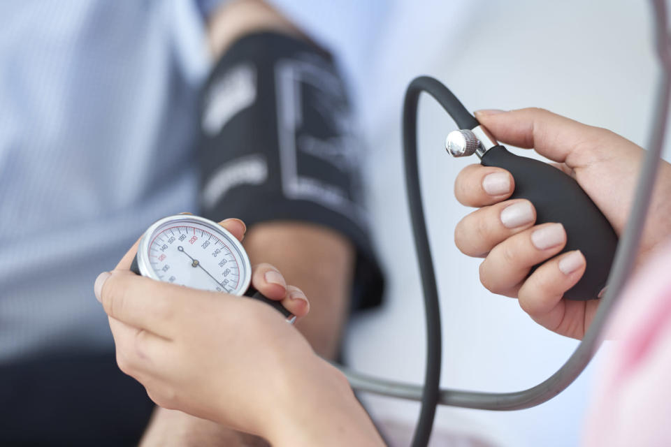 Individuals with high blood pressure appear to have a higher risk of dying from COVID-19, according to new research.