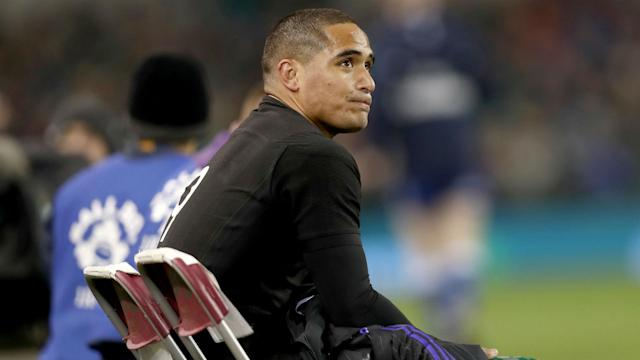 New Zealand scrum-half Aaron Smith has spoken publicly about his indiscretion in a disabled toilet at Christchurch Airport last year.