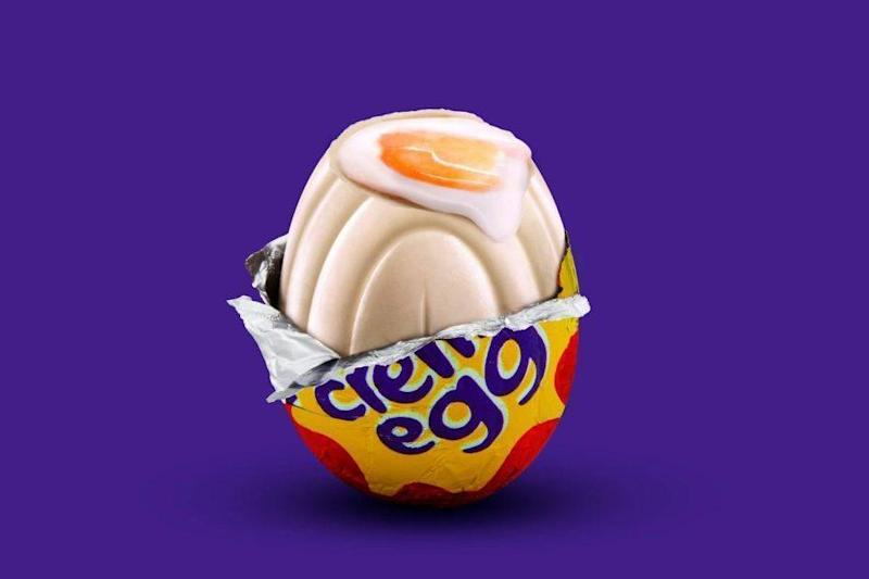Creme egg fans could win up to £2,000: Cadbury's