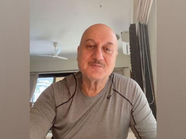 Anupam Kher (Image Source: Instagram)