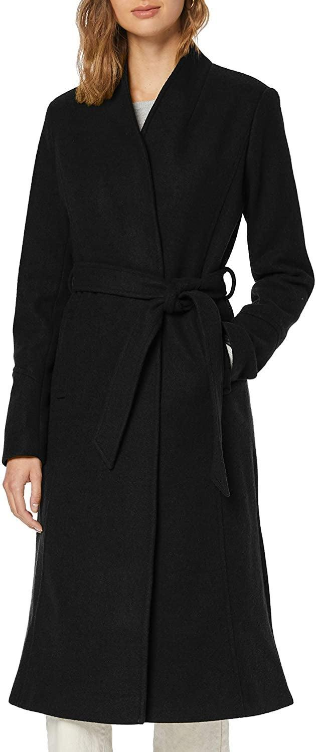 <p>This <span>Find Long Belted Coat</span> ($107) makes every outfit more elevated.</p>