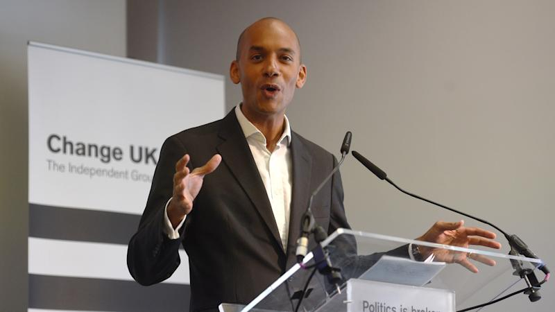 Chuka Umunna: Change UK could form pact with Lib Dems in general election