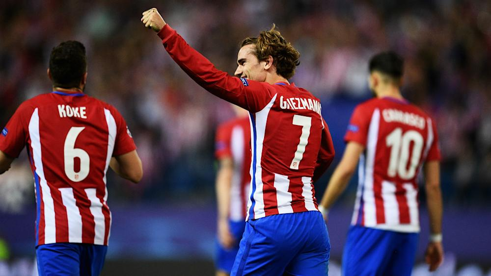 Atletico Madrid - Griezman