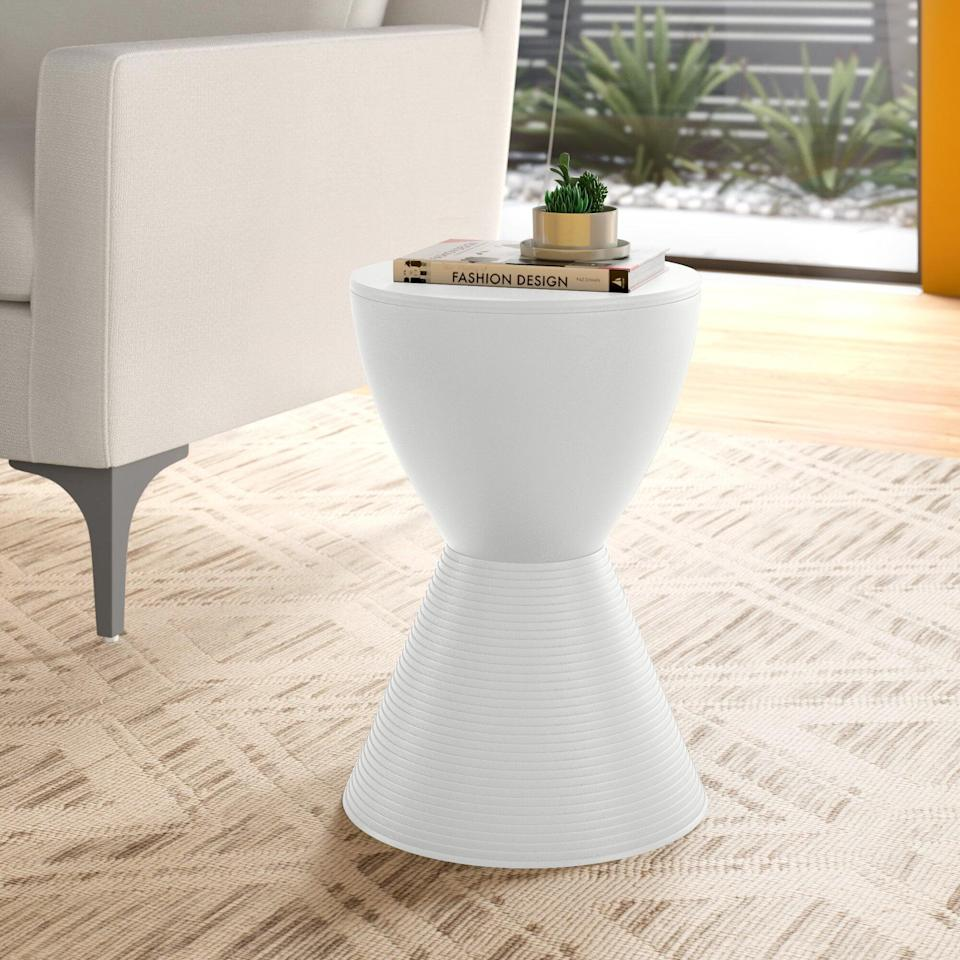 <p>You can store stuff in this smart <span>Bronte End Table</span> ($81, originally $125).</p>