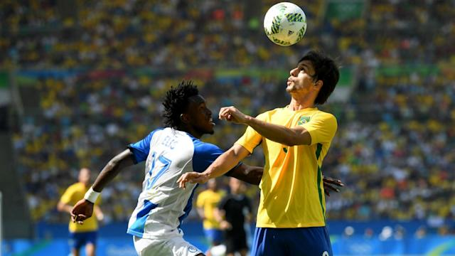 The Sao Paulo defender has been recalled to the Brazil squad, following the PSG man's injury against Bolivia on Thursday