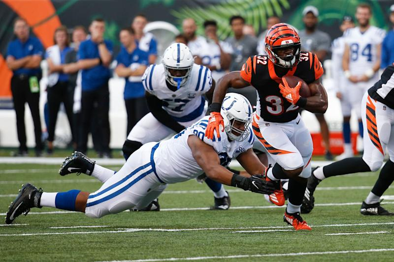Bengals RB Walton arrested again