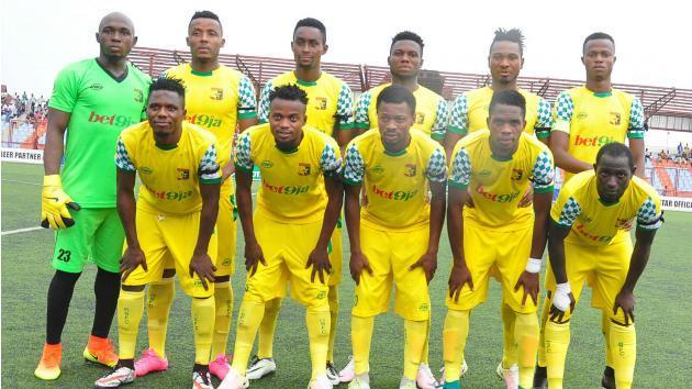 Remo Stars 'won't go down' - Mbaoma confident of beating the drop