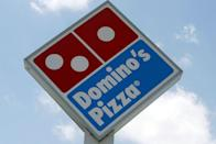 <p>Who needs a big, fancy feast when there's pizza? Although pizza might not be everyone's first thought for Christmas dinner, who can resist a hot, gooey slice of Domino's come Christmas Day? Most Domino's are open on the major holiday, so you can enjoy a hearty slice of pizza. </p>