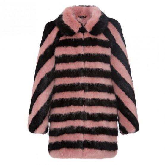 <p>Searching for the best faux fur around? Look no further than uber trendy brand Shrimps. The designer specialises in colourful faux fur creations that you will immedialty be obsessed with. <i>[Photo: Shrimps]</i></p>