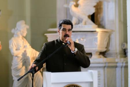 Venezuela's Maduro accuses former Colombian president Uribe of plotting to kill him
