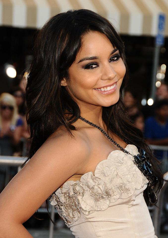 "<a href=""http://movies.yahoo.com/movie/contributor/1808436979"">Vanessa Hudgens</a> at the Los Angeles premiere of <a href=""http://movies.yahoo.com/movie/1809995373/info"">Bandslam</a> - 08/06/2009"