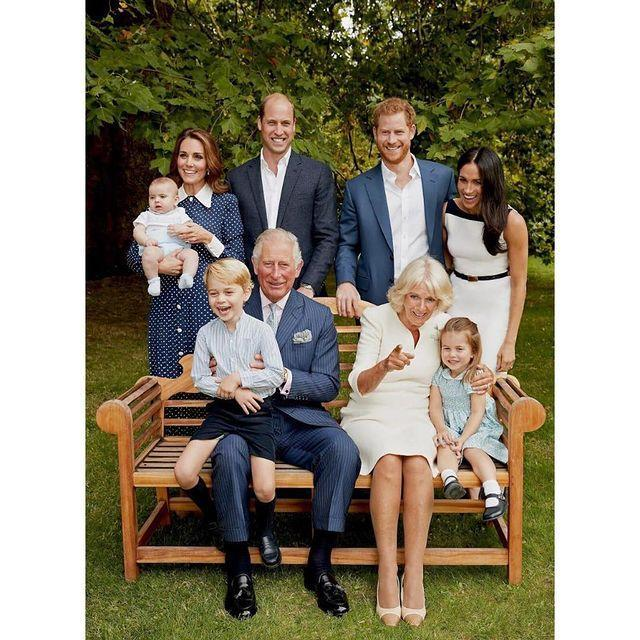 "<p>Prince Louis features in this <a href=""https://www.cosmopolitan.com/uk/reports/a25219653/prince-louis-photographs-prince-charles/"" rel=""nofollow noopener"" target=""_blank"" data-ylk=""slk:family photo"" class=""link rapid-noclick-resp"">family photo</a> taken in celebration of grandfather Prince Charles' 70th birthday. While it wasn't released until November to coincide with the Prince of Wales' big day, the portrait is believed to have been taken in September, when Louis was five months old. Loving <a href=""https://www.cosmopolitan.com/uk/reports/a25078493/prince-charles-family-photo-prince-george-prince-louis/"" rel=""nofollow noopener"" target=""_blank"" data-ylk=""slk:the kids' co-ordinated outfits"" class=""link rapid-noclick-resp"">the kids' co-ordinated outfits</a>!</p><p><a href=""https://www.instagram.com/p/BqIwkq8Ff2R/"" rel=""nofollow noopener"" target=""_blank"" data-ylk=""slk:See the original post on Instagram"" class=""link rapid-noclick-resp"">See the original post on Instagram</a></p>"
