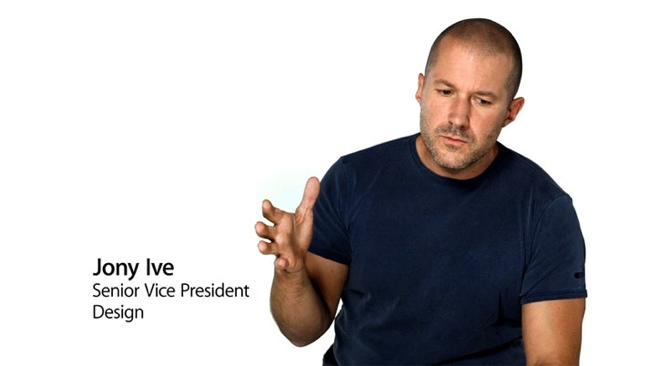The little-known story of Jony Ive's first Apple product design