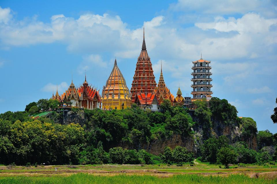 <p>Thailand has 16 bank holidays, including three for Thai new year (Pexels) </p>