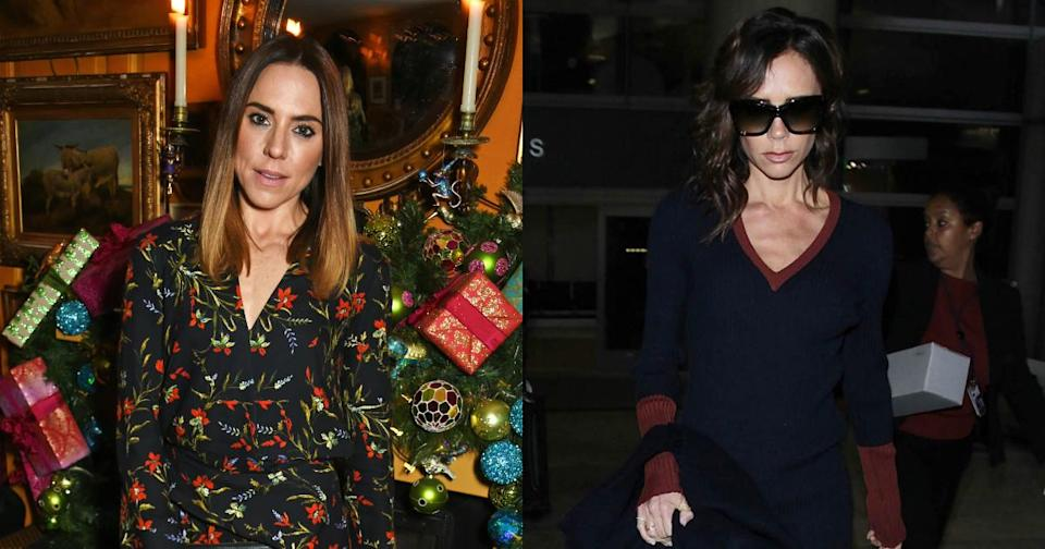 Victoria Beckham has booked Mel C for a slot at her NYE bash (Copyright: Getty/David M. Benett/SMXRF/Star Max)