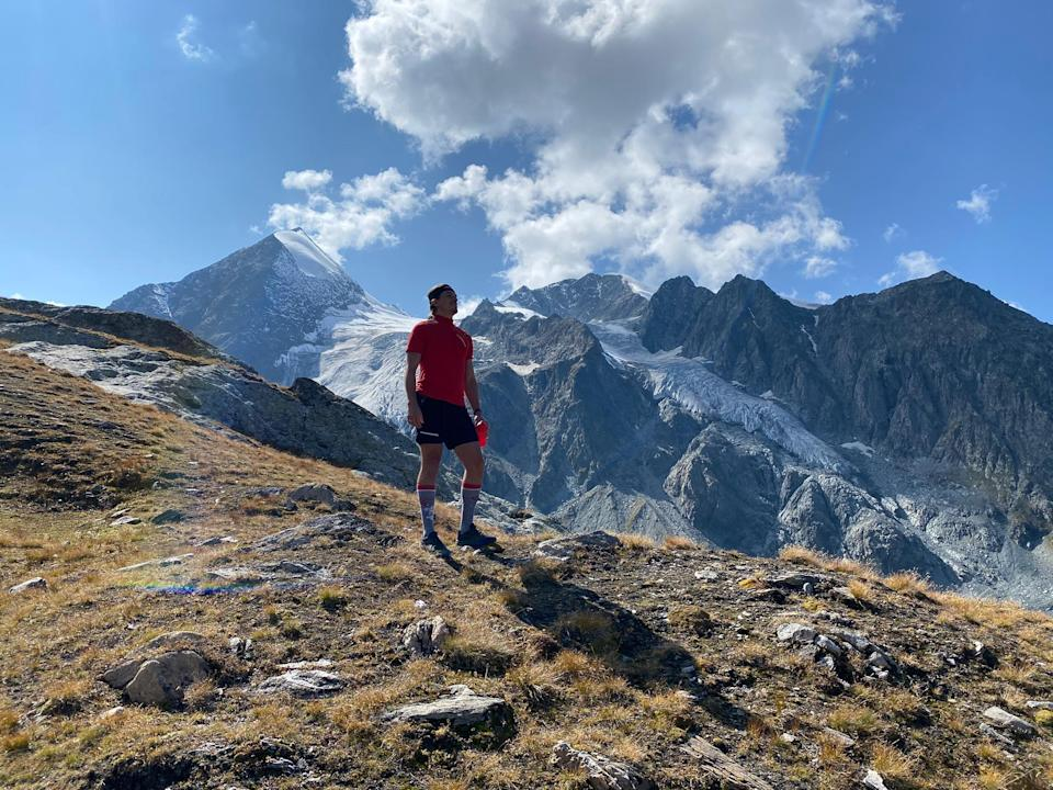 Trail running can be a meditative experience (Damien Gabet)