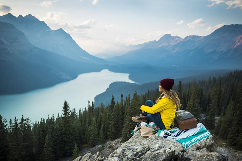 Spend More Time Outside—Doctor's Orders