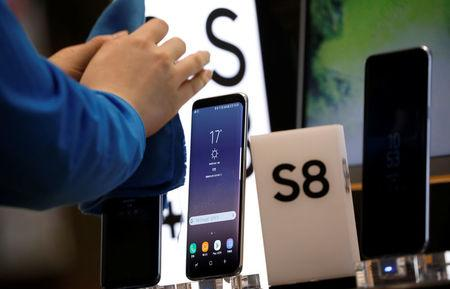 Samsung reports biggest quarterly net profit since 2013
