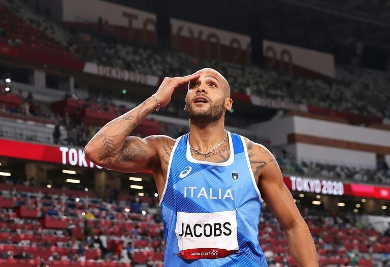 Italy's Lamont Marcell Jacobs succeeded Usain Bolt as Olympic men's 100 metres champion