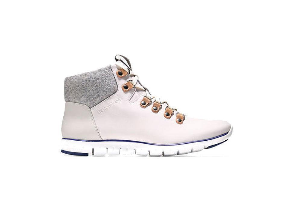 """<p>Cyber Monday:<br>Full priced items are 40% off. <br>When: 11/29 – 12/1<br>Where: <a href=""""http://www.colehaan.com/"""" rel=""""nofollow noopener"""" target=""""_blank"""" data-ylk=""""slk:Online"""" class=""""link rapid-noclick-resp"""">Online</a> and in-store</p><p>Cole Haan ZerøGrand Waterproof Hiker Boot, $248, <a href=""""http://www.colehaan.com/zer%C3%B8grand-waterproof-hiker-boot-vapor-grey-ironstone-waterproof/W00158.html?dwvar_W00158_color=Vapor%20Grey-Ironstone%20Waterproof&dwvar_W00158_width=B"""" rel=""""nofollow noopener"""" target=""""_blank"""" data-ylk=""""slk:colehaan.com"""" class=""""link rapid-noclick-resp"""">colehaan.com</a><br><br></p>"""