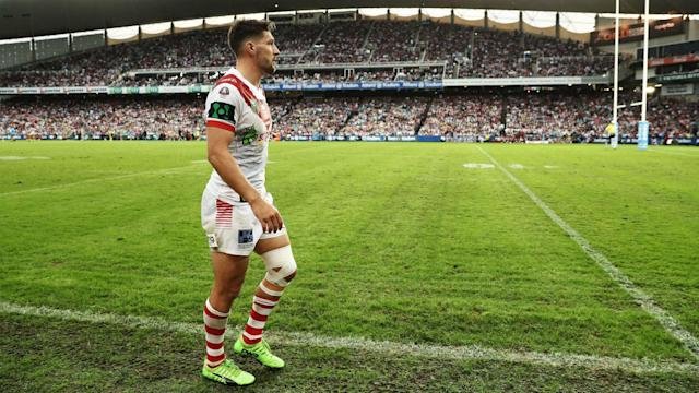 Gareth Widdop will have a scan on Wednesday to discover how long he will be out of action.