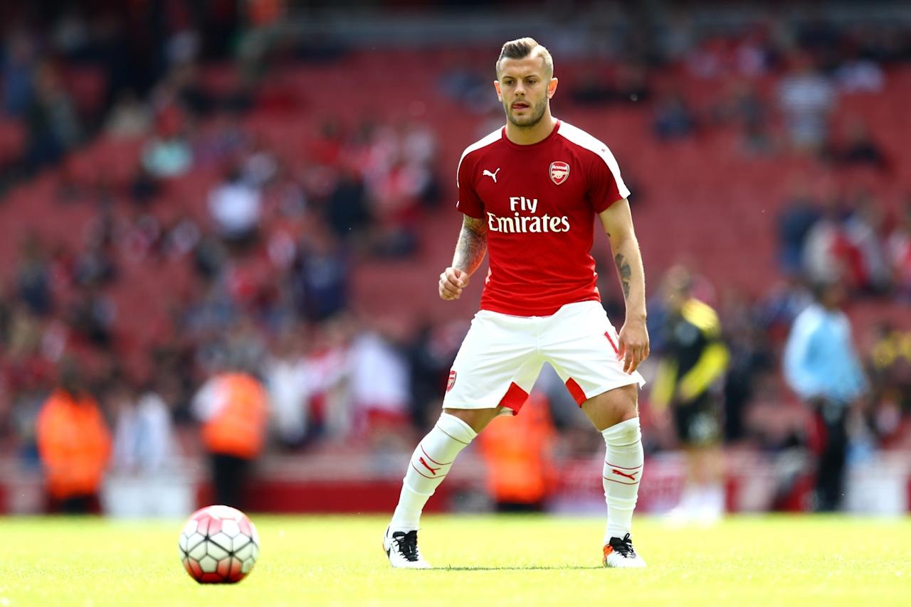 Aston Villa launch ambitious bid to sign Arsenal midfielder Jack Wilshere