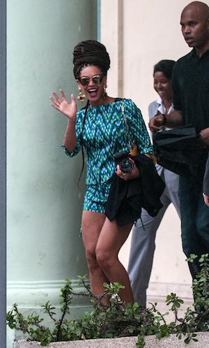 Beyoncé, Jay-Z's Cuba Trip: FOX, MSNBC Ask Why They Can Go But We Can't