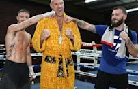 """Tyson Fury is known by many as 'The Gypsy King', which is a nickname that comes from his Irish traveler heritage. Because of his appearance and his roots, Tyson has been misunderstood time and time again. Back in 2016 he opened up and admitted: """"I am a gypsy and that's it. I will always be a gypsy, I'll never change. I will always be fat and white and that's it. I am the champion, yet I am thought of as a bum."""""""