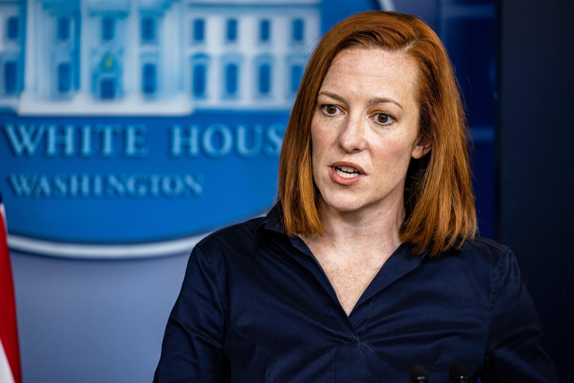 Psaki: Biden's 'Neanderthal' comment was a 'reflection of his frustration'