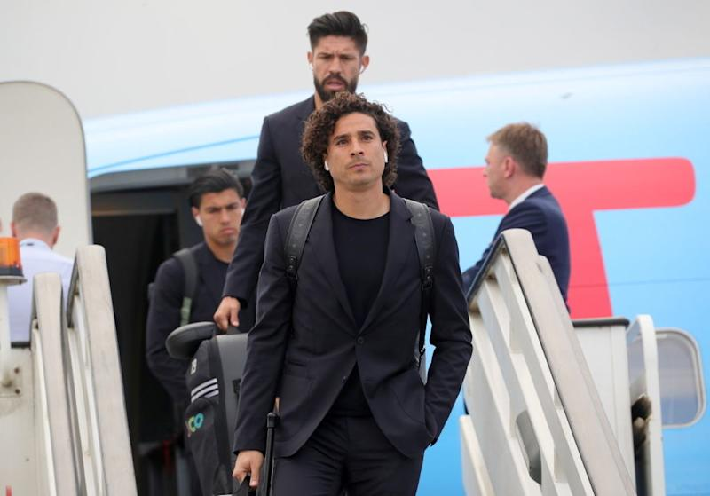 copa mundial apple 2018 fifa world cup team mexico arrives in russia