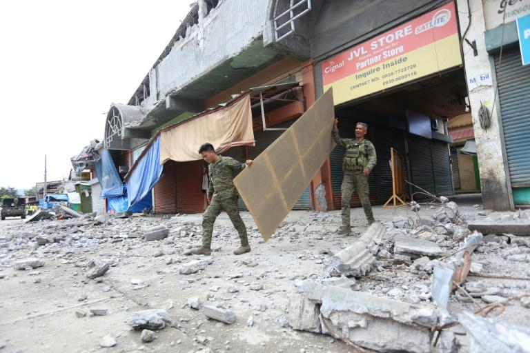 The tremor cracked schools, toppled homes and injured dozens but largely spared big cities on the island of Mindanao