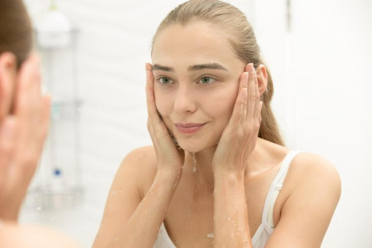 what is combination skin, combination skin type skin tips, combination skin tips and tricks, skincare, skincare tips, indian express, lifestyle