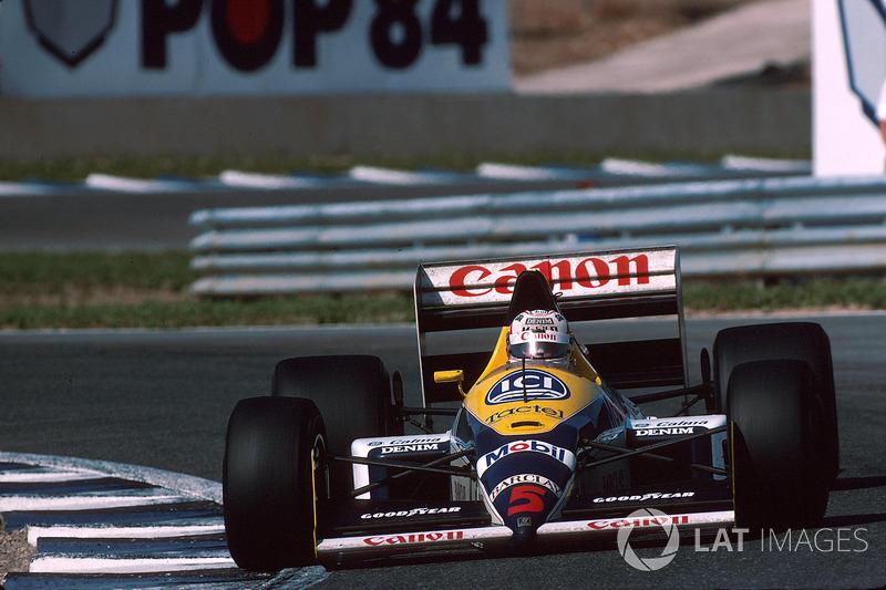 "1988 (Nigel Mansell, Williams-Judd FW12)<span class=""copyright"">Sutton Motorsport Images</span>"