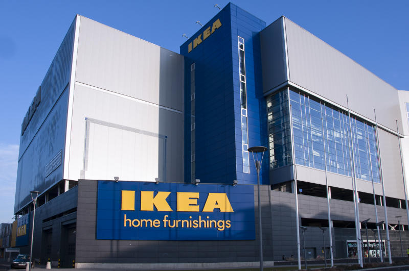 A large Ikea store in Coventry, West Midlands, England. (Photo by: Education Images/Universal Images Group via Getty Images)