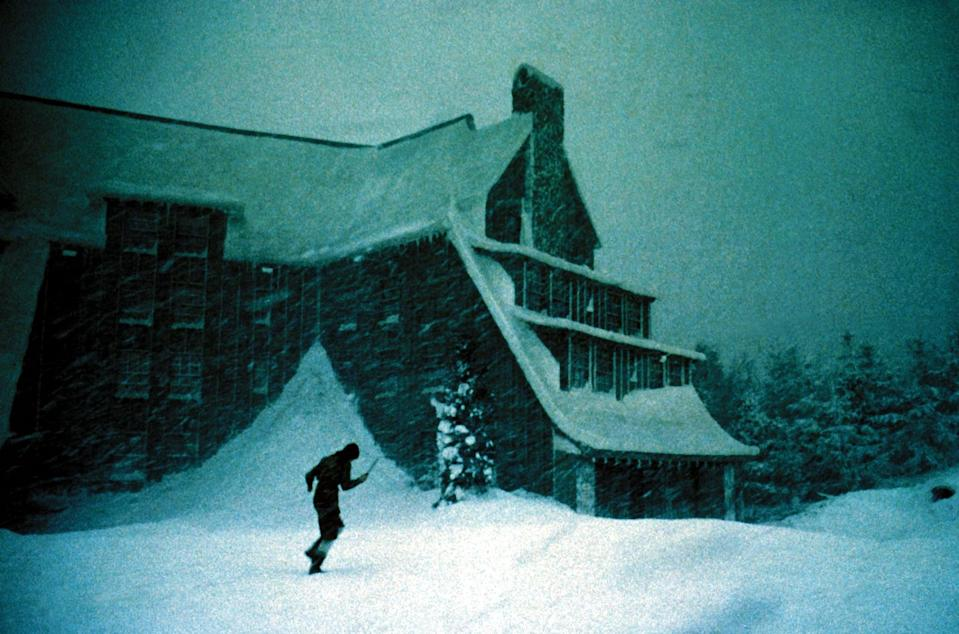 <p>If you're snowed in this Winter, consider this a warning: do not end up like our pal Jack. After he takes a job at a haunted hotel, a snowstorm comes in, and Jack is left with a seriously bad case of cabin fever.</p>