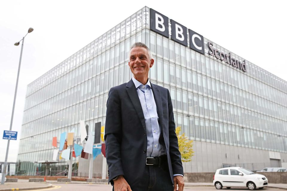 Tim Davie, new Director General of the BBC (PA)