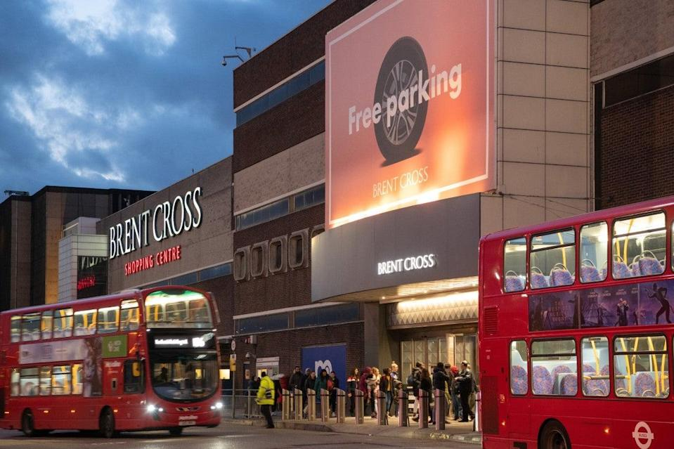 <p>Hammerson is a joint owner of the Brent Cross shopping centre</p> (Hammerson)