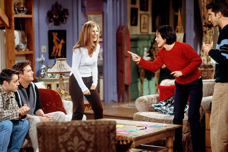 10 Friends mistakes you probably missed